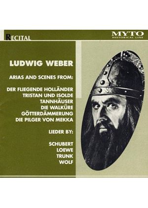 Ludwig Weber - Opera Arias & Songs