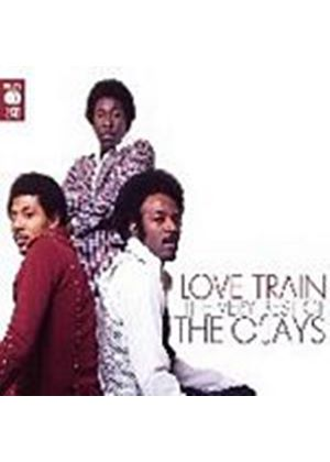 The OJays - Love Train: The Very Best Of (Music CD)