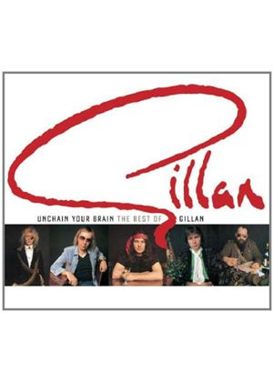 Ian Gillan - Unchain Your Brain: The Best Of Gillan 76 - 82 (2 CD) (Music CD)
