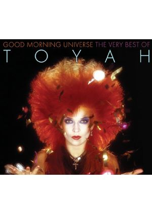 Toyah - Good Morning Universe - The Very Best Of Toyah (2 CD) (Music CD)
