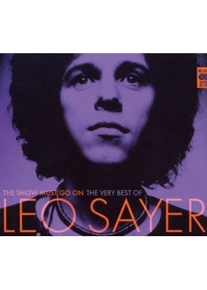 Leo Sayer - Show Must Go On, The (The Very Best Of Leo Sayer) (Music CD)