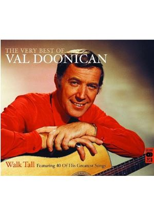 Val Doonican - Walk Tall (The Very Best Of Val Doonican) (Music CD)
