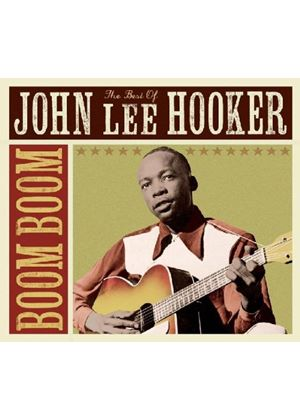 John Lee Hooker - Best Of John Lee Hooker, The (Boom Boom) (Music CD)