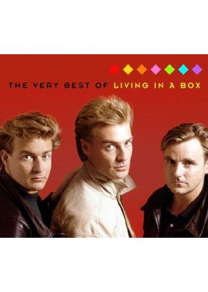Living in a Box - Very Best of Living In a Box (Music CD)