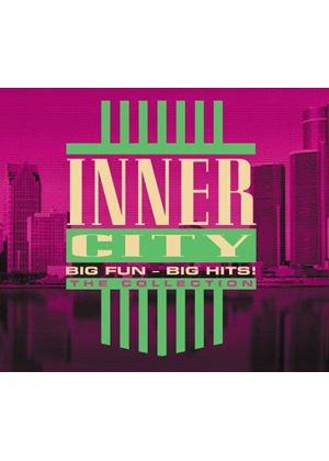 Inner City - Big Fun - Big Hits! (The Collection) (Music CD)