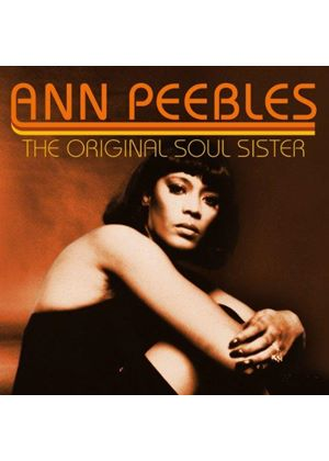 Ann Pebbles - Original Soul Sister (Music CD)