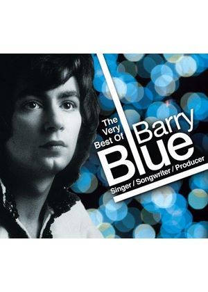 Barry Blue - Very Best of Barry Blue (Singer/Songwriter/Producer) (Music CD)