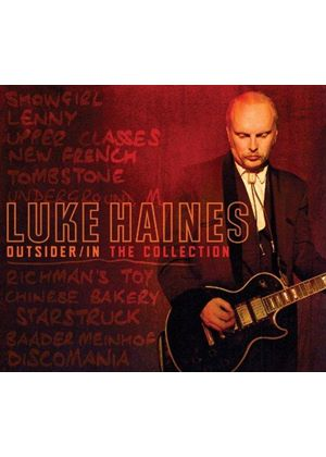 Luke Haines - Outsider/In the Collection (Music CD)