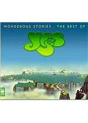Yes - Wonderous Stories (The Best of Yes) (Music CD)