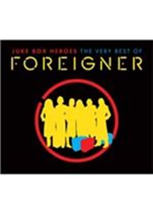 Foreigner - Juke Box Heroes (The Very Best Of Foreigner) (Music CD)