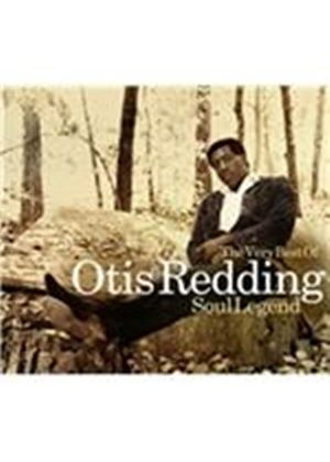 Otis Redding - Very Best Of Otis Redding (Soul Legend) (Music CD)