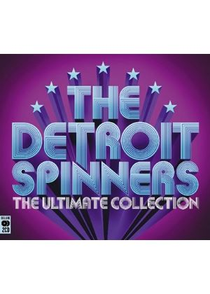 Spinners (The) - The Detroit Spinners (The Ultimate Collection) (Music CD)