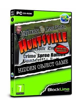 Mystery Case Files: Huntsville (PC CD