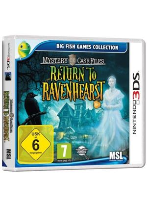 Mystery Case Files: Return to Ravenhearst (Nintendo 3DS)