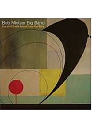 Bob Mintzer Big Band - Live At McG With Kurt Elling (Music CD)
