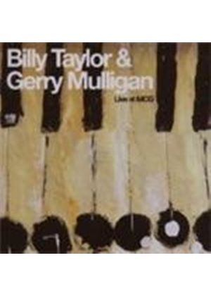 Billy Taylor And Gerry Mulligan - Live At MCG (Music CD)