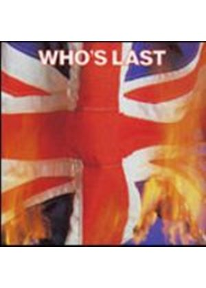 The Who - Whos Last (Music CD)