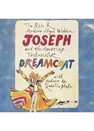 Original Cast Recording - Joseph & The Amazing Technicolour Dreamcoat (Music CD)