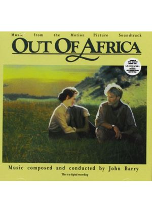 Original Soundtrack - Out Of Africa OST (Music CD)