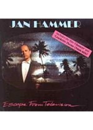 Jan Hammer - Escape From Television (Music CD)