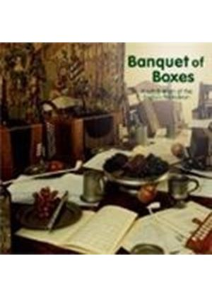 Various Artists - Banquet Of Boxes (A Celebration Of The English Melodeon) (Music CD)
