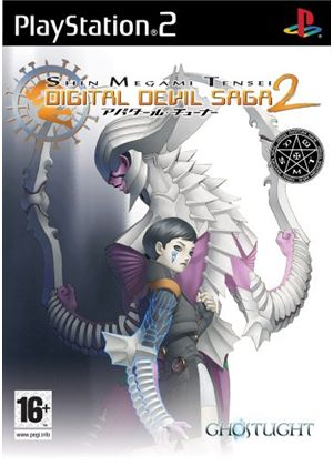 Shin Megami Tensei: Digital Devil Saga 2 (PS2)