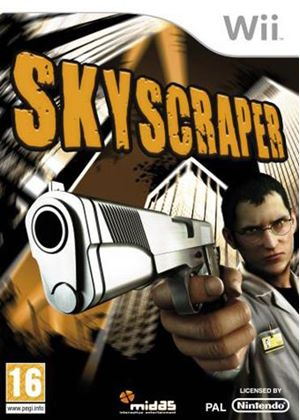 Skyscraper (with Wii Gun) (Wii)