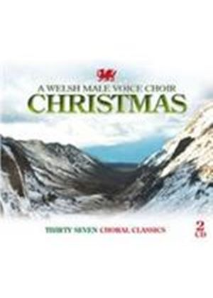 Various Artists - Welsh Male Voice Choir Christmas, A (Music CD)