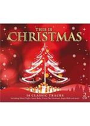 Various Artists - This Is Christmas (Music CD)