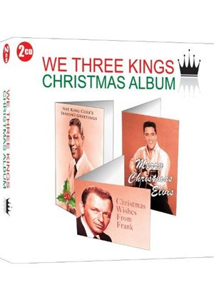 Elvis Presley - We Three Kings (Music CD)