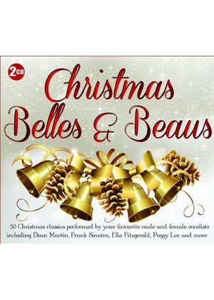 Various Artists - Christmas Belles And Beaus (Music CD)