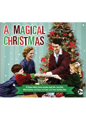 Various Artists - A Magical Christmas (Music CD)