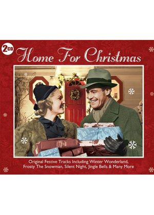 Various Artists - Home For Christmas (Music CD)