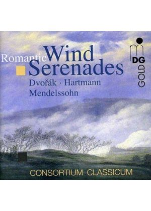 Romantic Wind Serenades (Music CD)