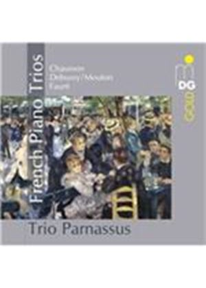 French Piano Trios (Music CD)