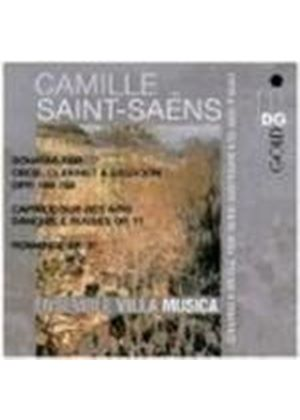 Saint-Saens: Piano & Wind Chamber Works