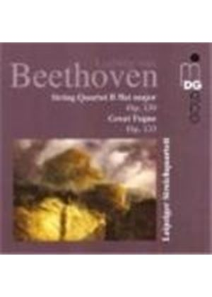 Beethoven: String Quartet No 13; Grosse Fuge