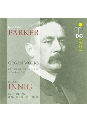 Parker: Organ Works (Music CD)