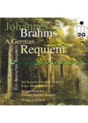 Brahms - GERMAN REQUIEM OP 45