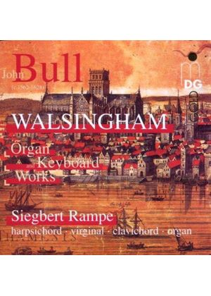 Bull: Keyboard and Organ Works