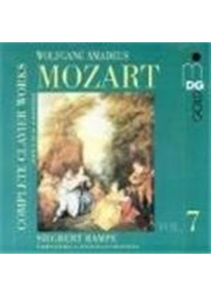 Mozart: Complete Keyboard Works, Vol 7