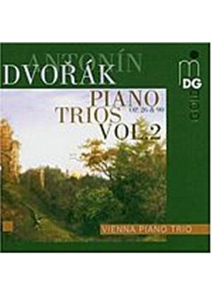 Antonin Dvorak - Piano Trios Vol.2 Op. 26 & 90 (Vienna Piano Trio) (Music CD)