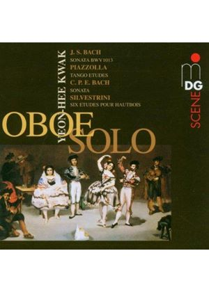 Works for solo Oboe