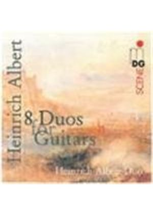 Albert, H: (8) Guitar Duos