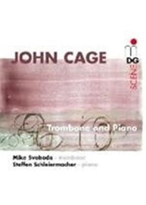 John Cage - Trombone And Piano (Svoboda, Schleiermacher)