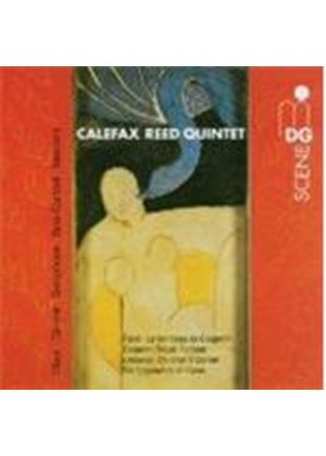 Debussy - WIND CHAMBER MUSIC (CALEFAX REED QU