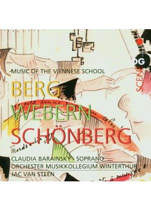 Berg; Schoenberg; Webern: Chamber and Orchestral Works [SACD]