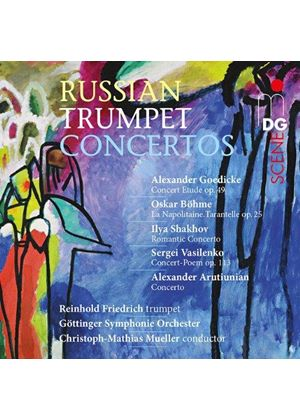 Russian Trumpet Concertos [SACD] (Music CD)