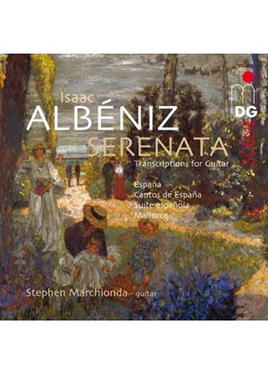 Albéniz: Serenata [SACD] (Music CD)