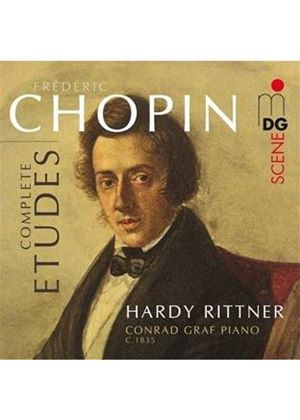 Chopin: Complete Etudes [SACD] (Music CD)